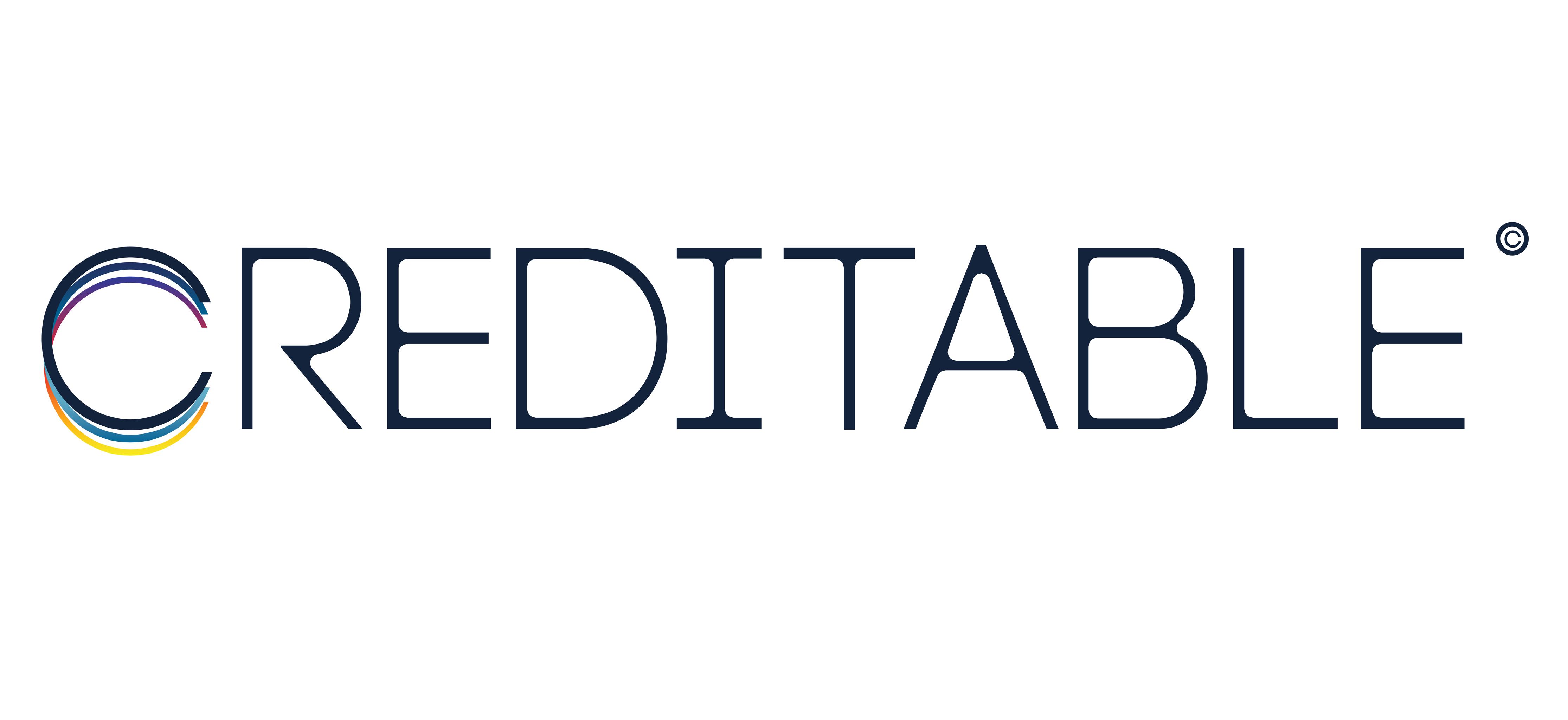 Creditable logo old