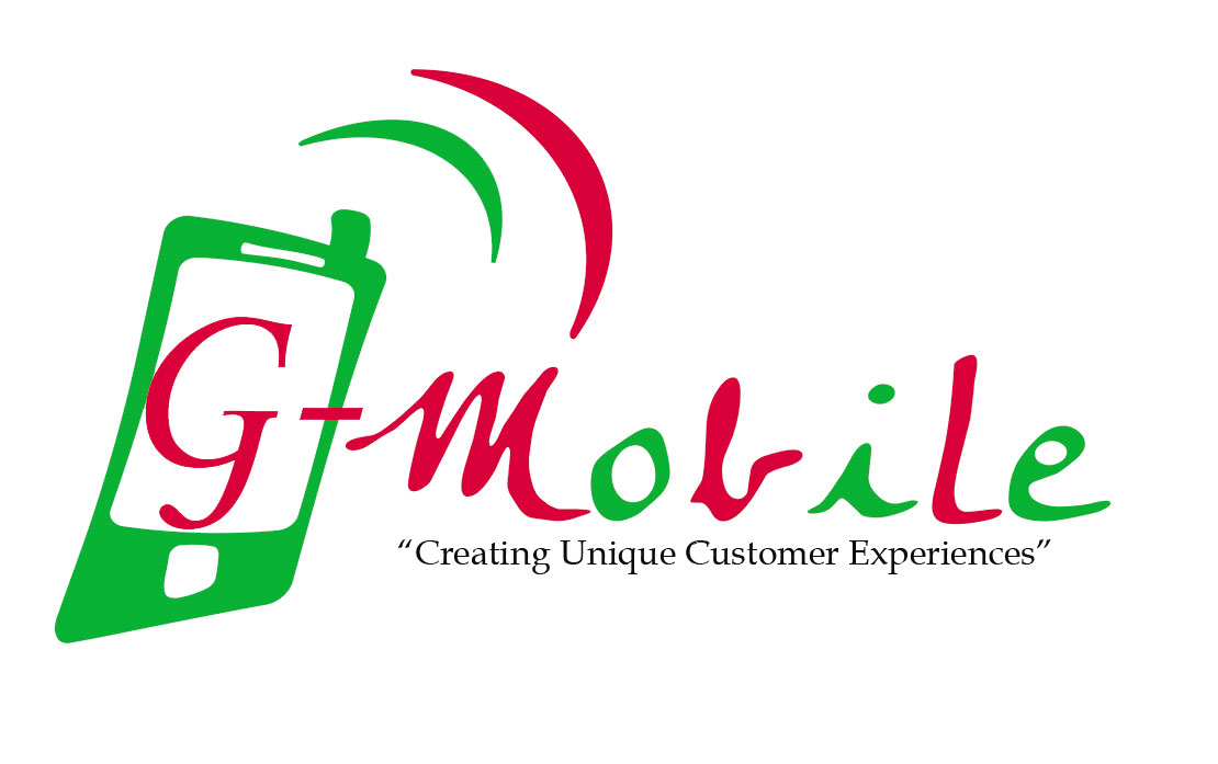 G mobile international  t  limited  logo