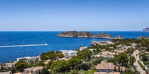 Luxusní vila s krásným výhledem na moře v Santa Ponsa (Thumbnail 3)