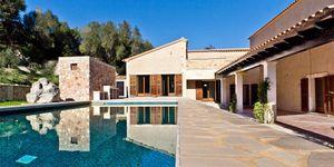 Mediterrane Finca mit tollem Ausblick auf die Landschaft (Thumbnail 9)