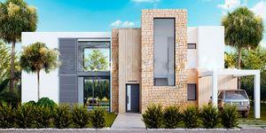 Moderní, nově postavený dům v luxusním vybavením v Cala Murada, Malorka (Thumbnail 1)