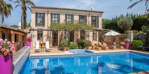 Finca in Port Andratx - Mediterranes Anwesen nah am Ort (Thumbnail 1)