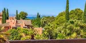 Penthouse in Santa Ponsa - Luxus Duplex Penthouse (Thumbnail 1)