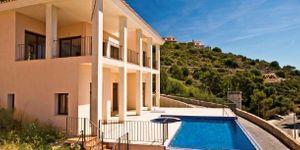 Villa mit Panorama Meerblick in Santa Ponsa (Thumbnail 6)