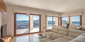 Villa mit Panorama Meerblick in Santa Ponsa (Thumbnail 4)