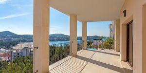 Villa mit Panorama Meerblick in Santa Ponsa (Thumbnail 3)