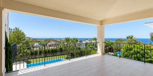 Nova Santa Ponsa: Luxury villa with sea view (Thumbnail 3)