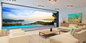 Fertig geplant - Moderne Villa in Costa de la Calma (Thumbnail 7)