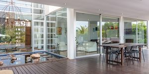 Modern villa for sale with views to the Palma bay (Thumbnail 3)