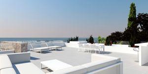 Villa in El Toro in 1. Meereslinie - modernes Anwesen am Meer (Thumbnail 2)