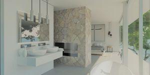 Villa in El Toro in 1. Meereslinie - modernes Anwesen am Meer (Thumbnail 6)