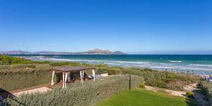 Villa in Playa de Muro - Chalet direkt am Sandstrand gelegen (Thumbnail 1)