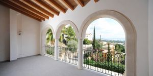 Newly-built villa with terrace, pool and seaviews in Gènova, Palma de Mallorca (Thumbnail 9)