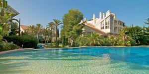 Apartment in Santa Ponsa - Erdgeschoss Wohnung mit Garten (Thumbnail 1)