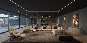 Villa in Portals Nous - Modernes Luxusprojekt (Thumbnail 2)