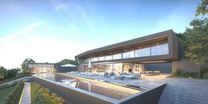Villa in Portals Nous - Modernes Luxusprojekt (Thumbnail 1)