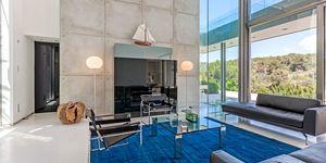 Imposante Luxus Villa mit Blick in die Bucht von Palma (Thumbnail 5)