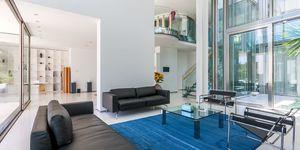 Imposante Luxus Villa mit Blick in die Bucht von Palma (Thumbnail 4)