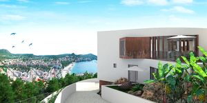 New project of a premium villa with panoramic sea view (Thumbnail 3)