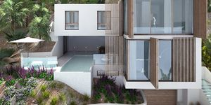 New project of a premium villa with panoramic sea view (Thumbnail 7)