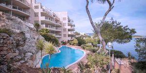 Sea view apartment in Mediterranean complex in Cala Vinyas (Thumbnail 1)