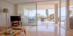 Sea view apartment in Mediterranean complex in Cala Vinyas (Thumbnail 4)
