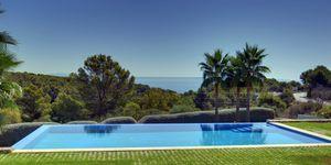 Unikátní vila s výhledem na moře v Sol de Mallorca (Thumbnail 1)
