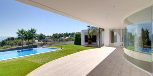 Unikátní vila s výhledem na moře v Sol de Mallorca (Thumbnail 2)