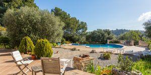 Mediterranean villa with panoramic sea views in Son Font (Thumbnail 2)