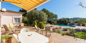 Mediterranean villa with panoramic sea views in Son Font (Thumbnail 3)