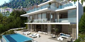 Villa in Port Andratx - modern new development with pool and sea view (Thumbnail 8)
