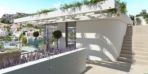 Villa in Port Andratx - modernes Neubauanwesen mit Pool und Meerblick (Thumbnail 9)