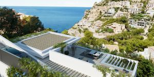 Villa in Port Andratx - modern new development with pool and sea view (Thumbnail 4)
