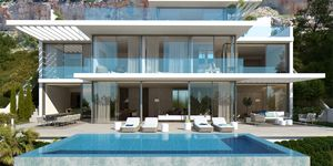 Villa in Port Andratx - modern new development with pool and sea view (Thumbnail 1)