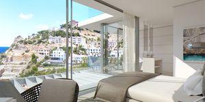 Villa in Port Andratx - modernes Neubauanwesen mit Pool und Meerblick (Thumbnail 7)
