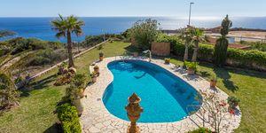 Meditterranes Anwesen in erster Meereslinie und Blick in die Bucht von Palma (Thumbnail 5)