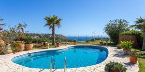 Meditterranes Anwesen in erster Meereslinie und Blick in die Bucht von Palma (Thumbnail 3)