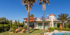 Meditterranes Anwesen in erster Meereslinie und Blick in die Bucht von Palma (Thumbnail 2)