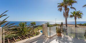 Meditterranes Anwesen in erster Meereslinie und Blick in die Bucht von Palma (Thumbnail 1)