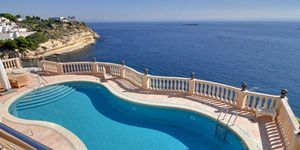 Sol de Mallorca: Comfortable luxurious villa in 1st sea line (Thumbnail 3)