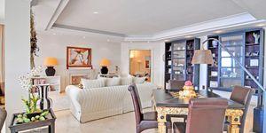 Sol de Mallorca: Comfortable luxurious villa in 1st sea line (Thumbnail 5)