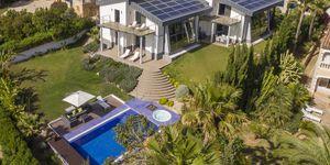 Villa in Santa Ponsa - Anwesen mit modernster Technik und Meerblick (Thumbnail 1)