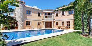 Sol de Mallorca: Stately sea views villa on spacious property (Thumbnail 1)