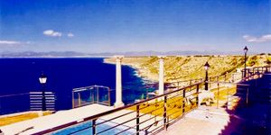 Doppelhaushälfte  in erster Meereslinie an Mallorcas Südküste (Thumbnail 6)