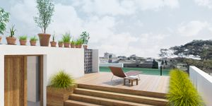 Penthouse in Palma - Moderne Immobilie mit privatem Pool (Thumbnail 5)