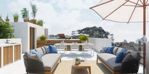 Penthouse in Palma - Moderne Immobilie mit privatem Pool (Thumbnail 1)