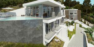 Neubau Villa über dem Ort mit sensationellem Panorama Meerblick (Thumbnail 2)