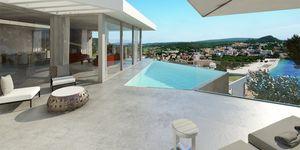 Neubau Villa über dem Ort mit sensationellem Panorama Meerblick (Thumbnail 1)