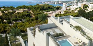 Penthouse in Palma - Neubauapartment mit Meerblick (Thumbnail 8)
