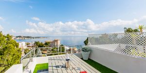 Sea view penthouse for sale in Cas Catala (Thumbnail 2)
